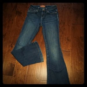 Girls Old Navy Flare Jeans Size 12